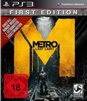Cover zu Metro: Last Light - PlayStation 3