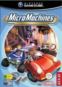 Cover zu Micro Machines - GameCube