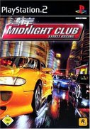 Cover zu Midnight Club: Street Racing - PlayStation 2