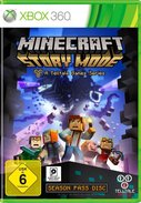 Cover zu Minecraft: Story Mode - Xbox 360
