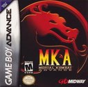 Cover zu Mortal Kombat Advance - Game Boy Advance