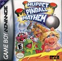 Cover zu Muppet Pinball Mayhem - Game Boy Advance