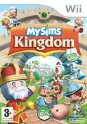 Cover zu MySims Kingdom - Wii