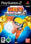Cover zu Naruto: Uzumaki Chronicles 2 - PlayStation 2