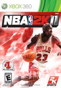 Cover zu NBA 2K11 - Xbox 360