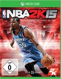 Cover zu NBA 2K15 - Xbox One