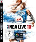 Cover zu NBA Live 10 - PlayStation 3
