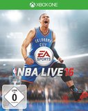 Cover zu NBA Live 16 - Xbox One