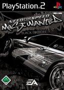 Cover zu Need for Speed Most Wanted: Black Edition - PlayStation 2