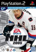 Cover zu NHL 2005 - GameCube