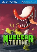 Cover zu Nuclear Throne - PS Vita