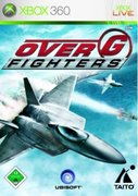 Cover zu Over G Fighters - Xbox 360