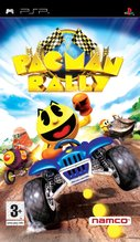 Cover zu Pac Man World Rally - PSP