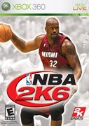 Cover zu NBA 2K6 - Xbox 360