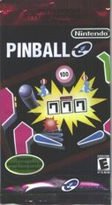 Cover zu Pinball - Game Boy Advance