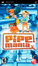 Cover zu Pipe Mania - PSP