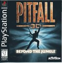 Cover zu Pitfall 3D: Beyond the Jungle - PlayStation