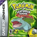 Cover zu Pokemon Blattgrün - Game Boy Advance