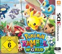 Cover zu Pokémon Rumble World - Nintendo 3DS