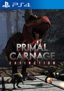Cover zu Primal Carnage: Extinction - PlayStation 4