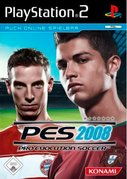 Cover zu Pro Evolution Soccer 2008 - PlayStation 2