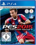 Cover zu Pro Evolution Soccer 2015 - PlayStation 4