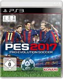 Cover zu Pro Evolution Soccer 2017 - PlayStation 3