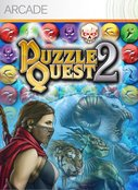 Cover zu Puzzle Quest 2 - Xbox 360