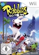 Cover zu Rabbids Go Home - Wii