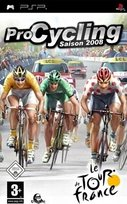 Cover zu Radsport Manager Pro - Tour de France 2008 - PSP