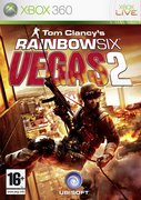 Cover zu Tom Clancy's Rainbow Six Vegas 2 - Xbox 360