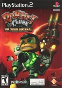 Cover zu Ratchet and Clank 3: Up Your Arsenal - PlayStation 2