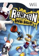Cover zu Rayman Raving Rabbids - Wii