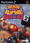 Cover zu Ready 2 Rumble Boxing: Round 2 - PlayStation 2