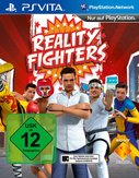 Cover zu Reality Fighters - PS Vita