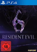 Cover zu Resident Evil 6 - PlayStation 4