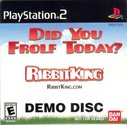 Cover zu Ribbit King - PlayStation 2