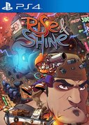 Cover zu Rise & Shine - PlayStation 4