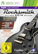 Cover zu Rocksmith 2014 - Xbox 360