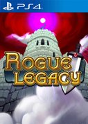 Cover zu Rogue Legacy - PlayStation 4