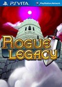 Cover zu Rogue Legacy - PS Vita