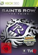 Cover zu Saints Row: The Third - Xbox 360