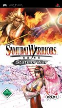 Cover zu Samurai Warriors: State of War - PSP
