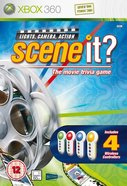 Cover zu Scene It? Lights, Camera, Action - Xbox 360