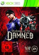 Cover zu Shadows of the Damned - Xbox 360