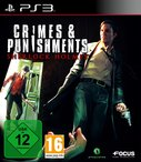 Cover zu Sherlock Holmes: Crimes and Punishments - PlayStation 3