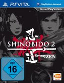 Cover zu Shinobido 2: Revenge of Zen - PS Vita