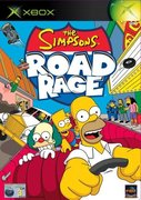 Cover zu The Simpsons: Road Rage - Xbox