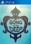 Cover zu Song of the Deep - PlayStation 4