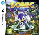 Cover zu Sonic Colours - Nintendo DS